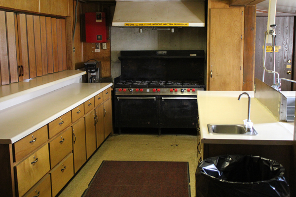 Millbury Firehall Kitchen Facility